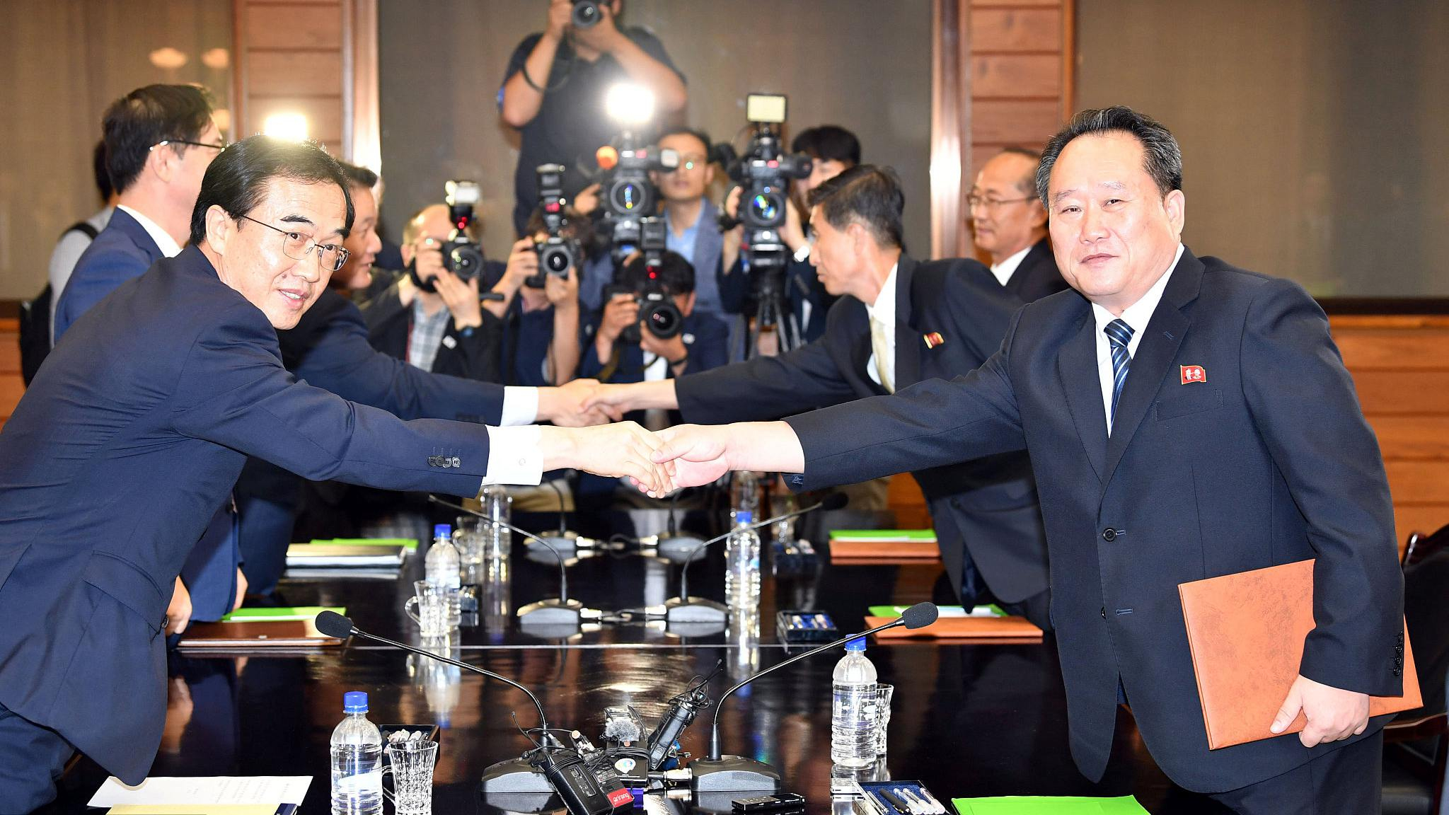 Why ROK is slow to implement Panmunjom Declaration