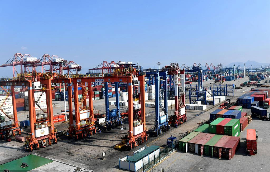 The Belt and Road Initiative reaps fruitful results in Xiamen Port