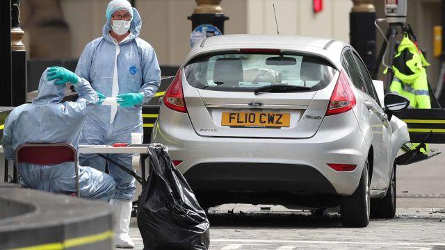 Terror threat remains severe in Britain: PM spokesman