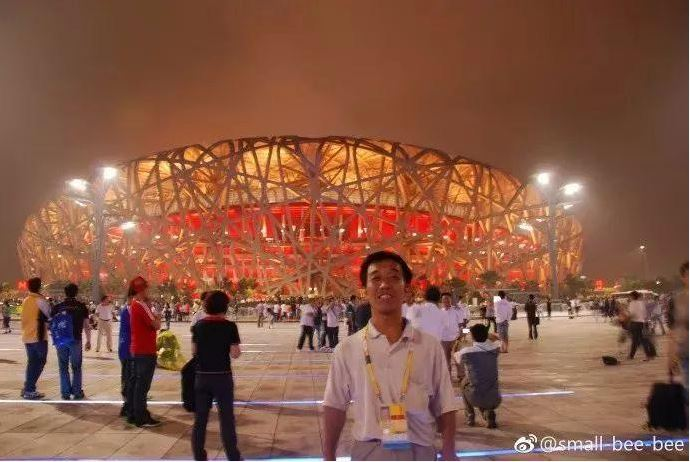 Chinese man finds National Stadium architect after online post goes viral