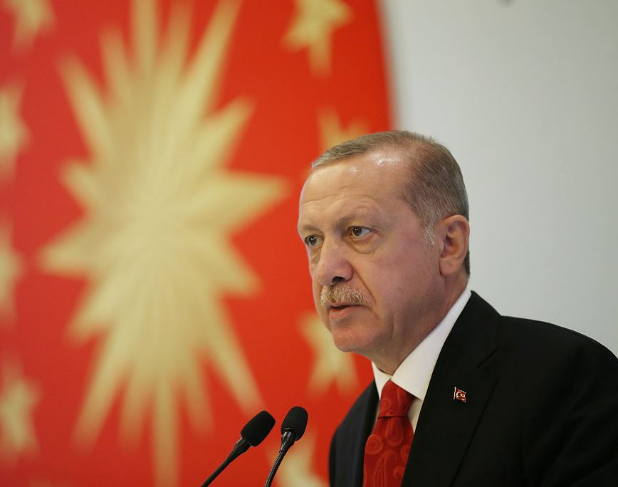 Erdogan says Turkey to 'boycott' US electronic goods