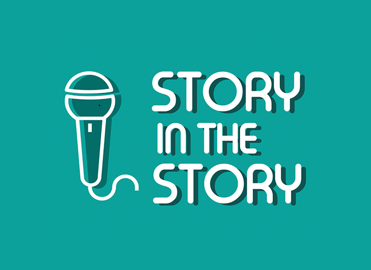 Podcast: Story in the Story (8/15/2018 Wed.)