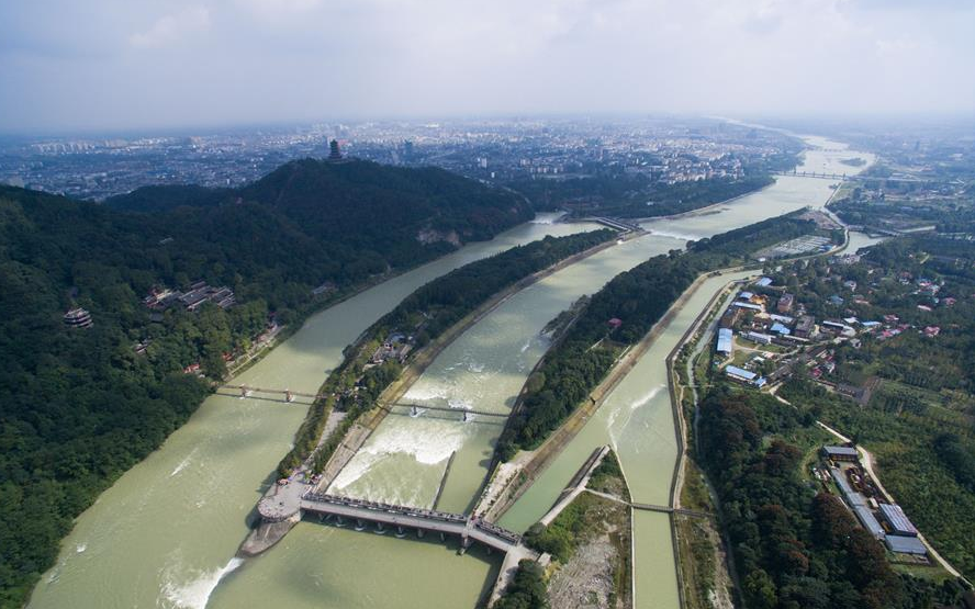 China's four irrigation systems recognized as World Heritage Irrigation Structures