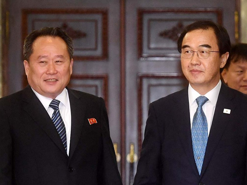 China welcomes scheduled DPRK-ROK summit
