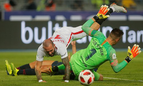 Barca lift Spanish Super Cup