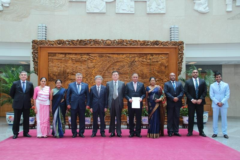 Sri Lanka granted full CICA membership