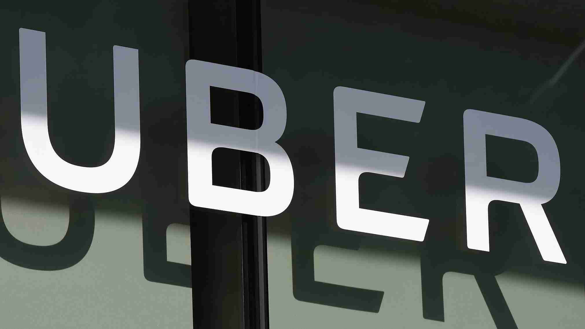 Uber quarterly loss jumps as it invests in 'big bets'