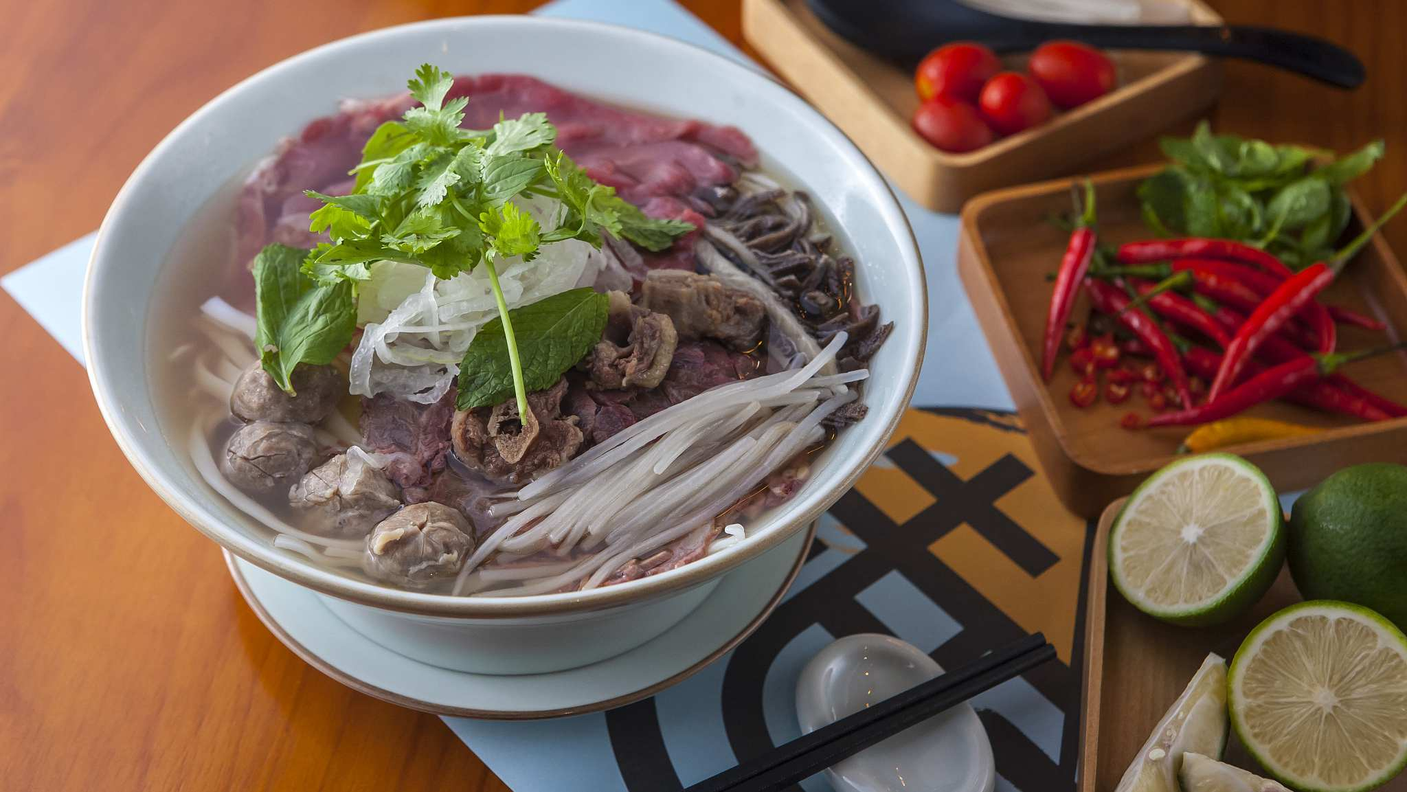 Vietnamese noodle soup named world's 20th best food experience