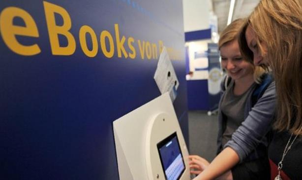 German e-book market registers strong growth in H1