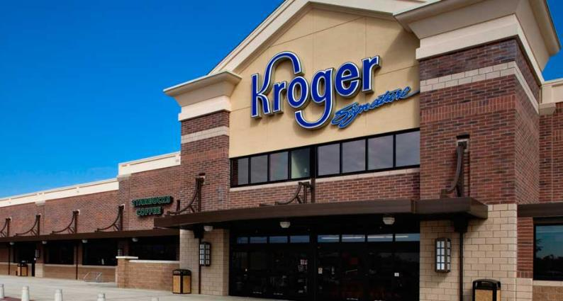 Kroger to sell groceries via Tmall