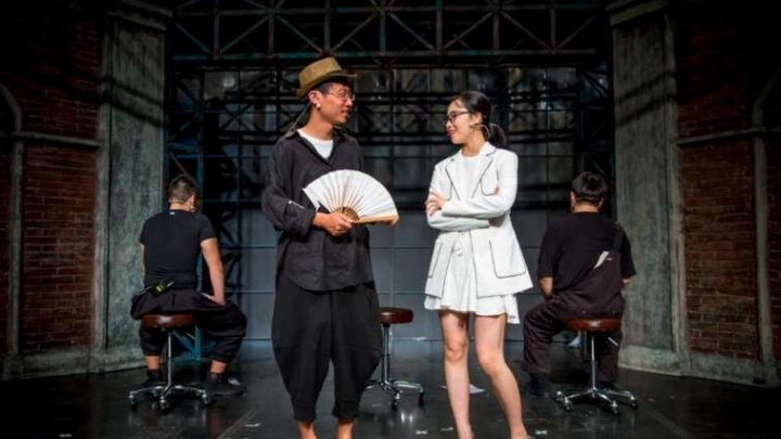 Sketch show Want to be in Love debuts in Beijing