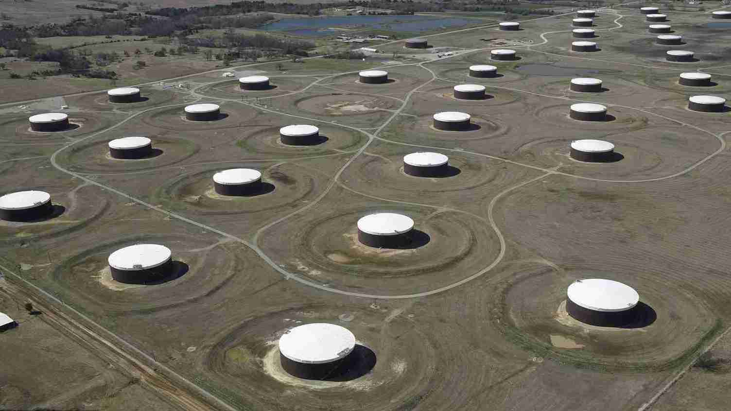Oil prices fall amidst fears over global economic projection