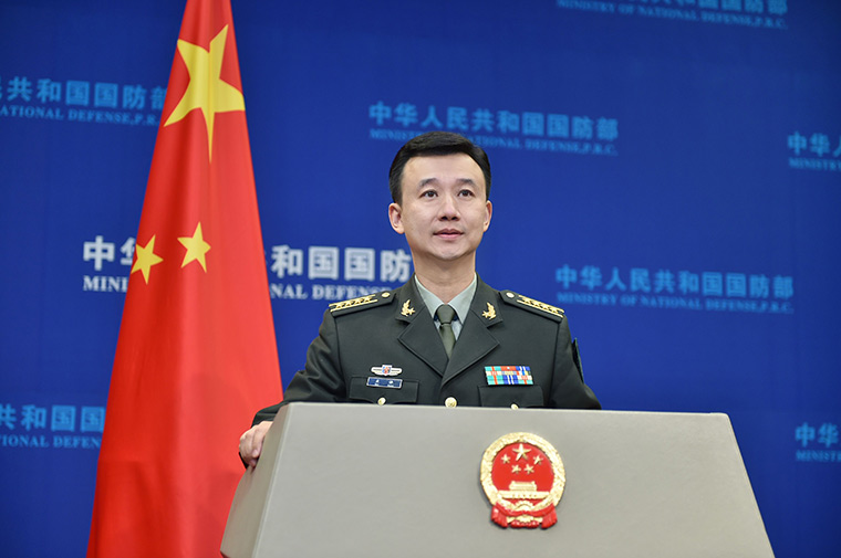 China's Defense Ministry slams Pentagon report on 'China military threat'
