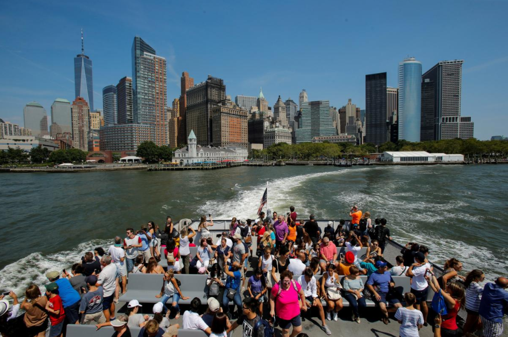 US tourism industry worries about decline amid global trade tensions