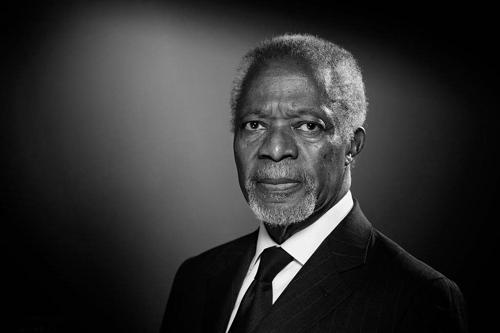 Kofi Annan, former UN Secretary-General, passes away at age 80