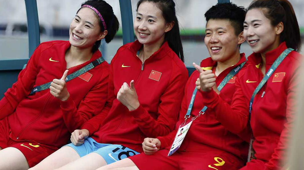 China women's soccer team takes aim at Asian Games glory