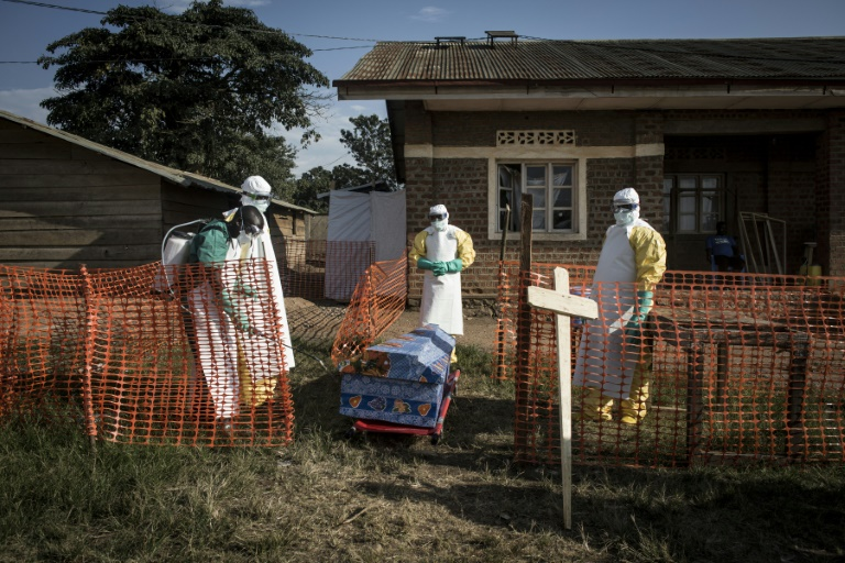 Ebola deaths in DR Congo rises to 49 with 2,000 feared 'contacts'