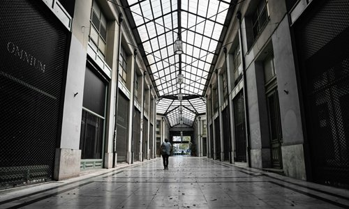 Greece emerges from bailouts relieved, but not euphoric