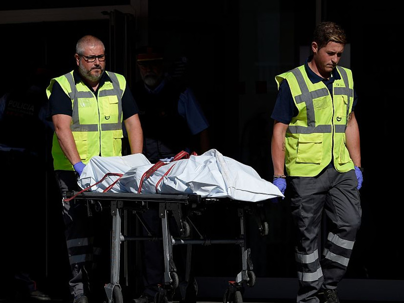 Barcelona knife attack treated as 'terrorist incident': police