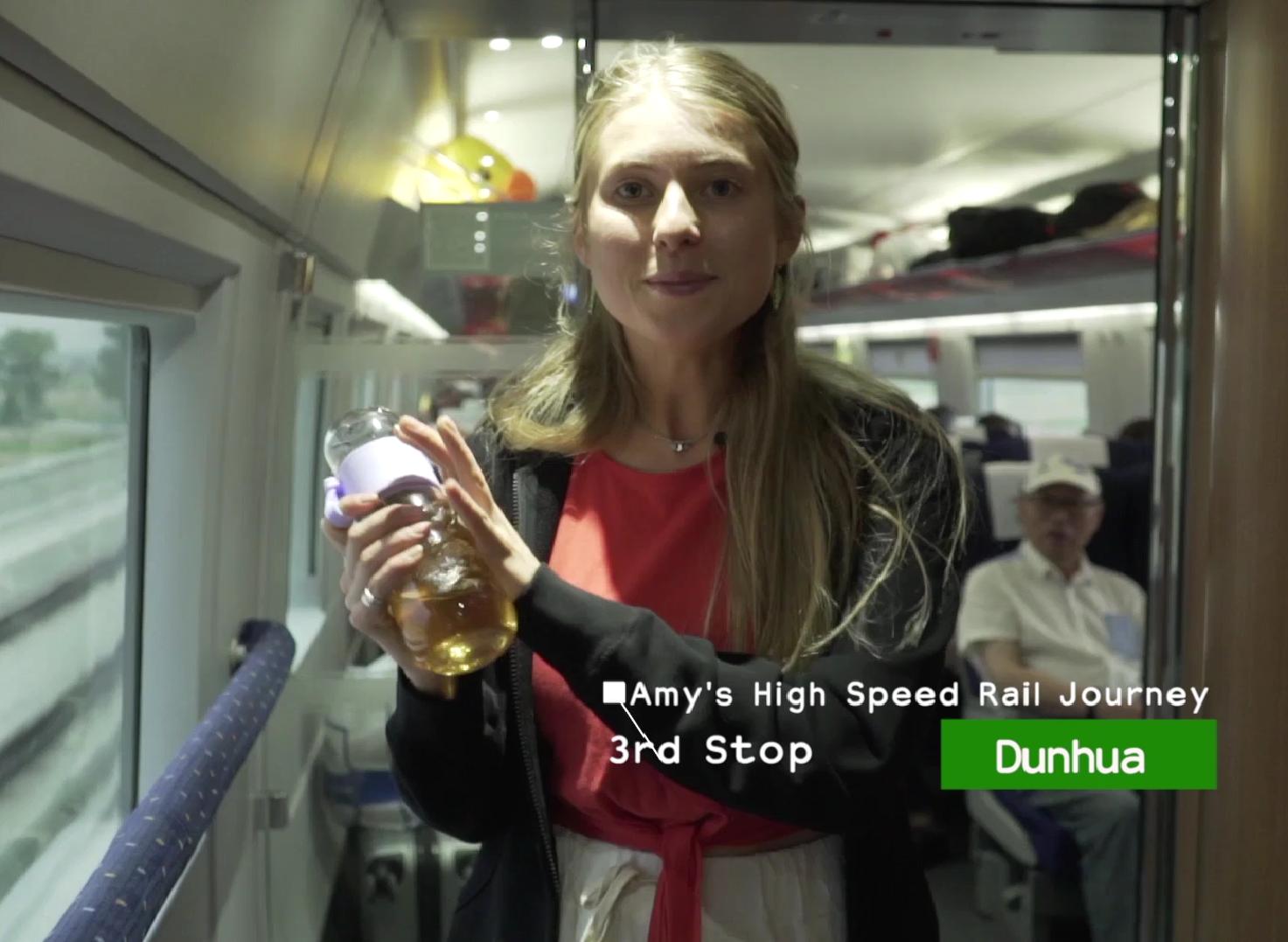 High speeding: Exploring China by bullet train