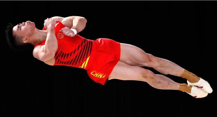 China's gymnasts dominate men's individual all-around at Jakarta Asiad
