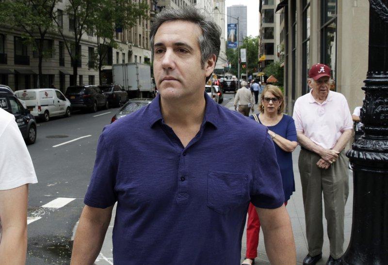 Prosecutors preparing charges against Cohen