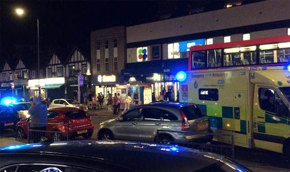 Gun fired near Kingsbury leaving 3 injured