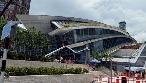 Hong Kong ready for express link