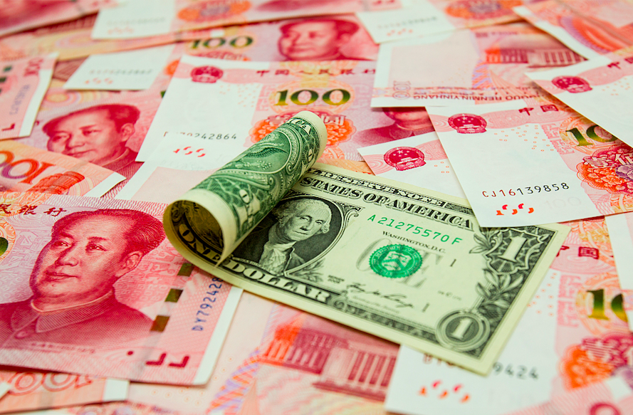 Chinese yuan strengthens to 6.836 against USD Tuesday