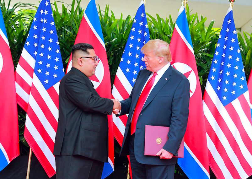 Trump says 'most likely' to meet with DPRK's Kim again: report