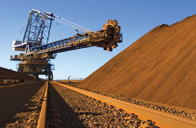 Iron ore miner Fortescue profits slump by 58 percent