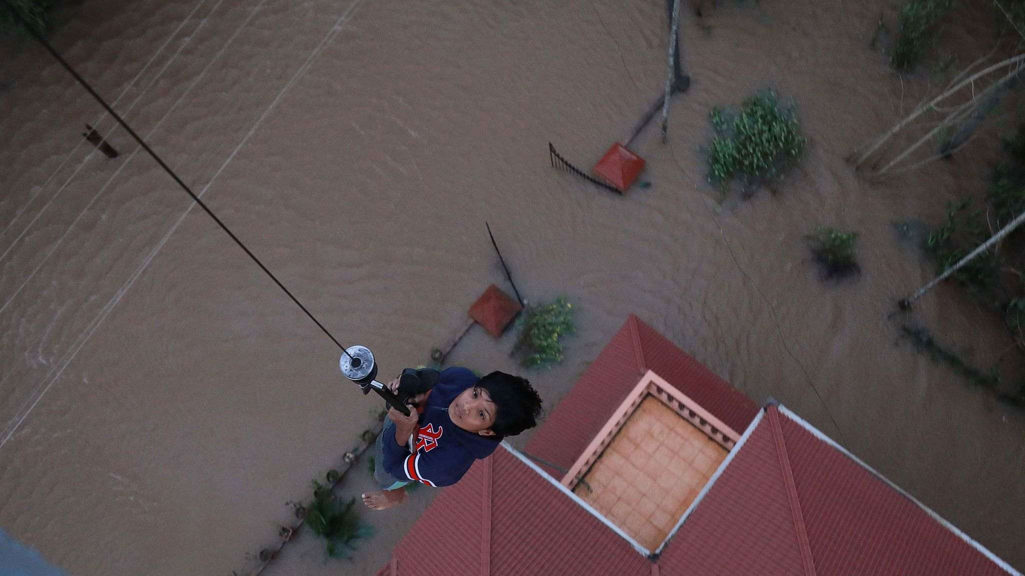 Rescue efforts on floods in India's Kerala step up