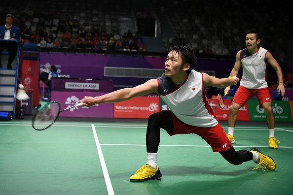 China to face Japan in women's final, hosts prevail in Asian Games badminton