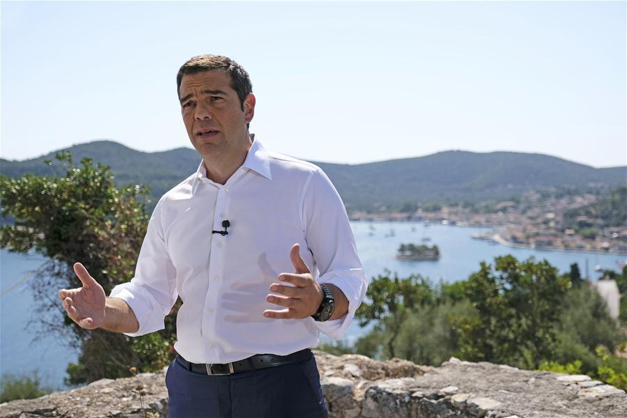 Greek PM announces end to bailouts, austerity