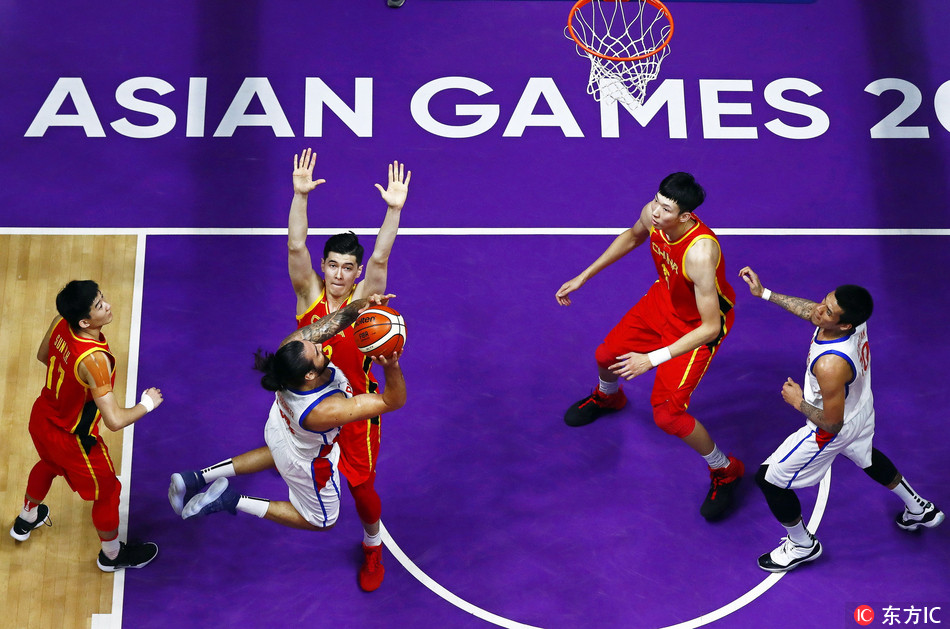 China dims Clarkson's 28 points to win Asiad men's basketball opener