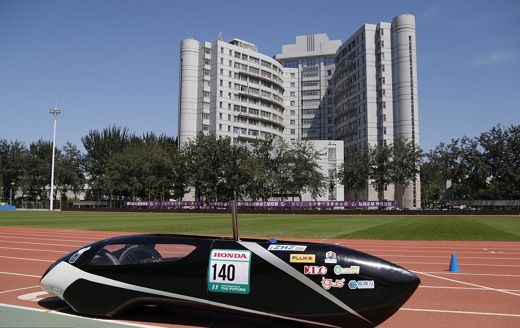 College students invent environmentally-friendly racing cars
