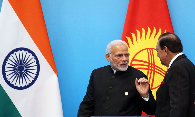 India, Pakistan to join SCO's largest drill