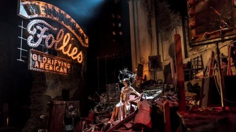 'Follies' and 'Hangmen' – a feast of drama