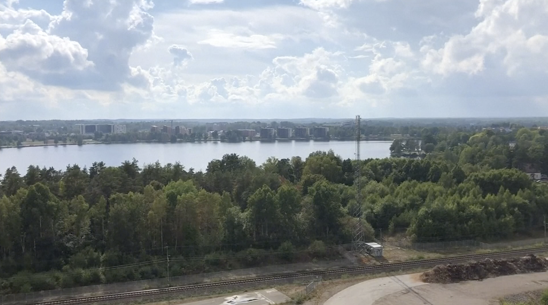 Swedish city thrives as it goes green