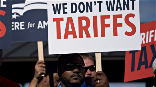 US trade entities voice opposition to tariffs at hearing