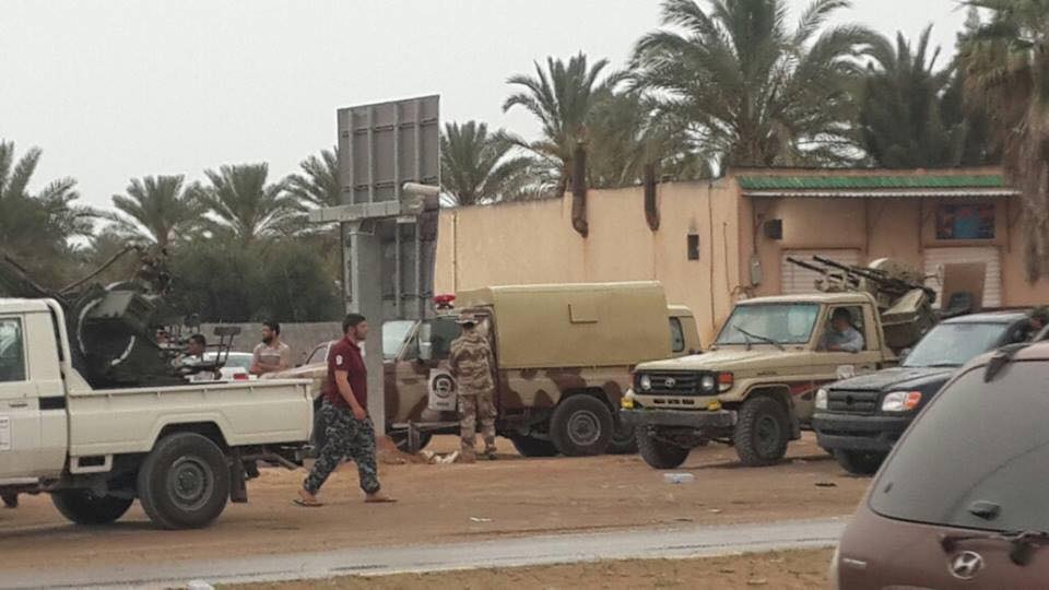 Libya declares security alert after deadly IS attack