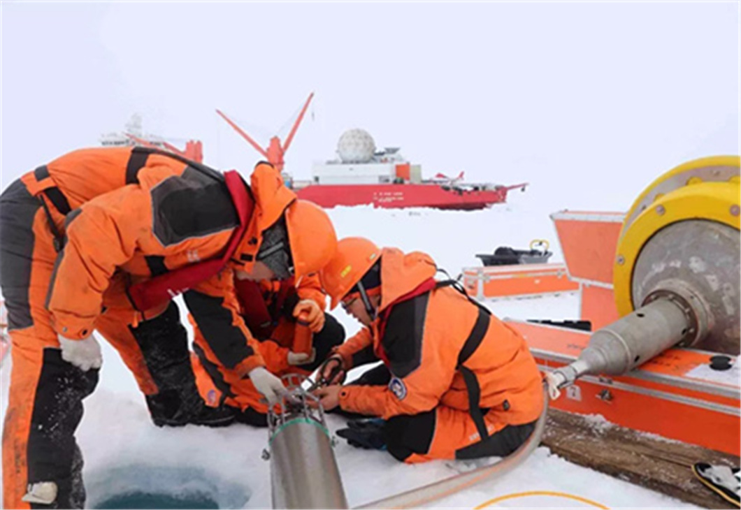 China enters 'unmanned era' in Arctic observation