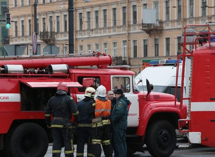 Russian court orders arrest of alleged organizer of 2017 St. Petersburg metro blast