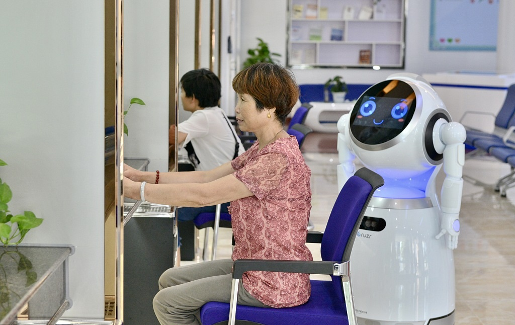 Chinese companies show strong enthusiasm for AI