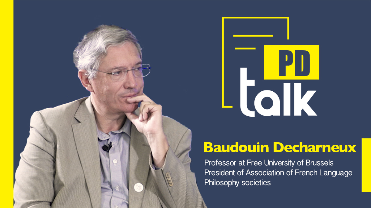 PD Talk | Find unity in diversity
