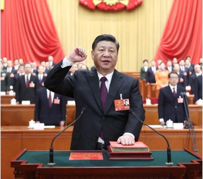 Xi Jinping: Rule of law crucial for China's long-term development