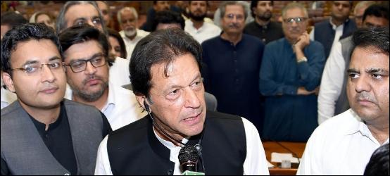 Pompeo speaks with Pakistani PM on ties, Afghanistan