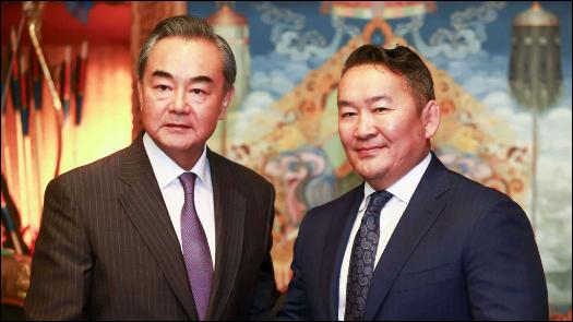 China urges Mongolia to speed up FTA talks