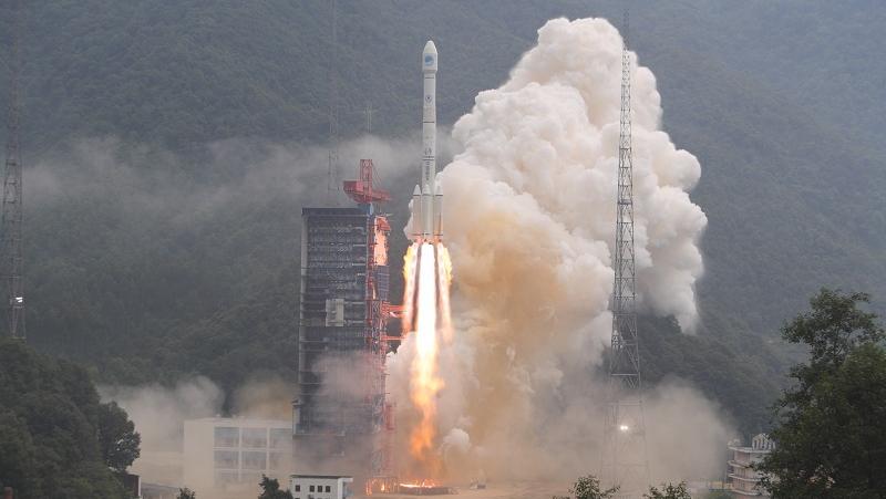 China launches new twin BeiDou-3 navigation satellites
