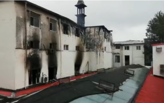 Hotel fire kills 19 in northeast China city